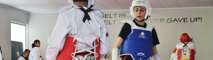 Martial Arts Sparring Club in Edmonton
