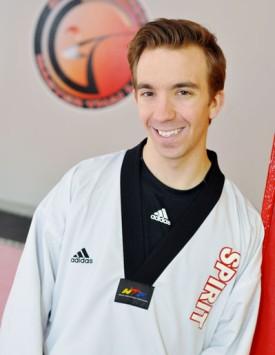 Edmonton Black Belt Taekwondo Instructor