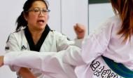 Taekwondo for men and women