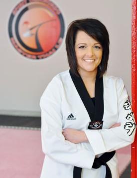 Black Belt Tae Kwon Do Instructor