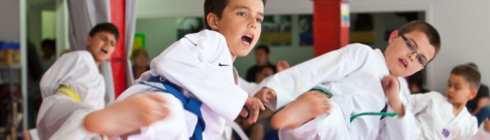 Tae kwon do for teens and juniors