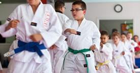 Taekwondo classes in Edmonton