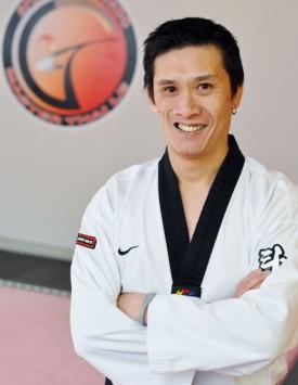 Martial arts instructor, Thai Le