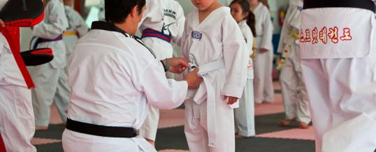 <h1>5 Reasons Why Kids Thrive with Taekwondo</h1>